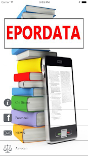 Epordata - screenshot