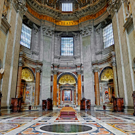 The Vatican by Khaled Ibrahim - Buildings & Architecture Places of Worship