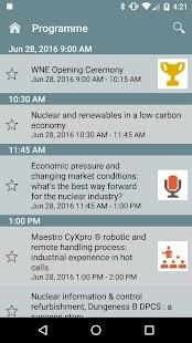 World Nuclear Exhibition 2016 - screenshot