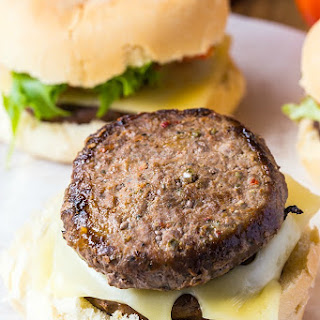 Blue Cheese Burger Topping Recipes