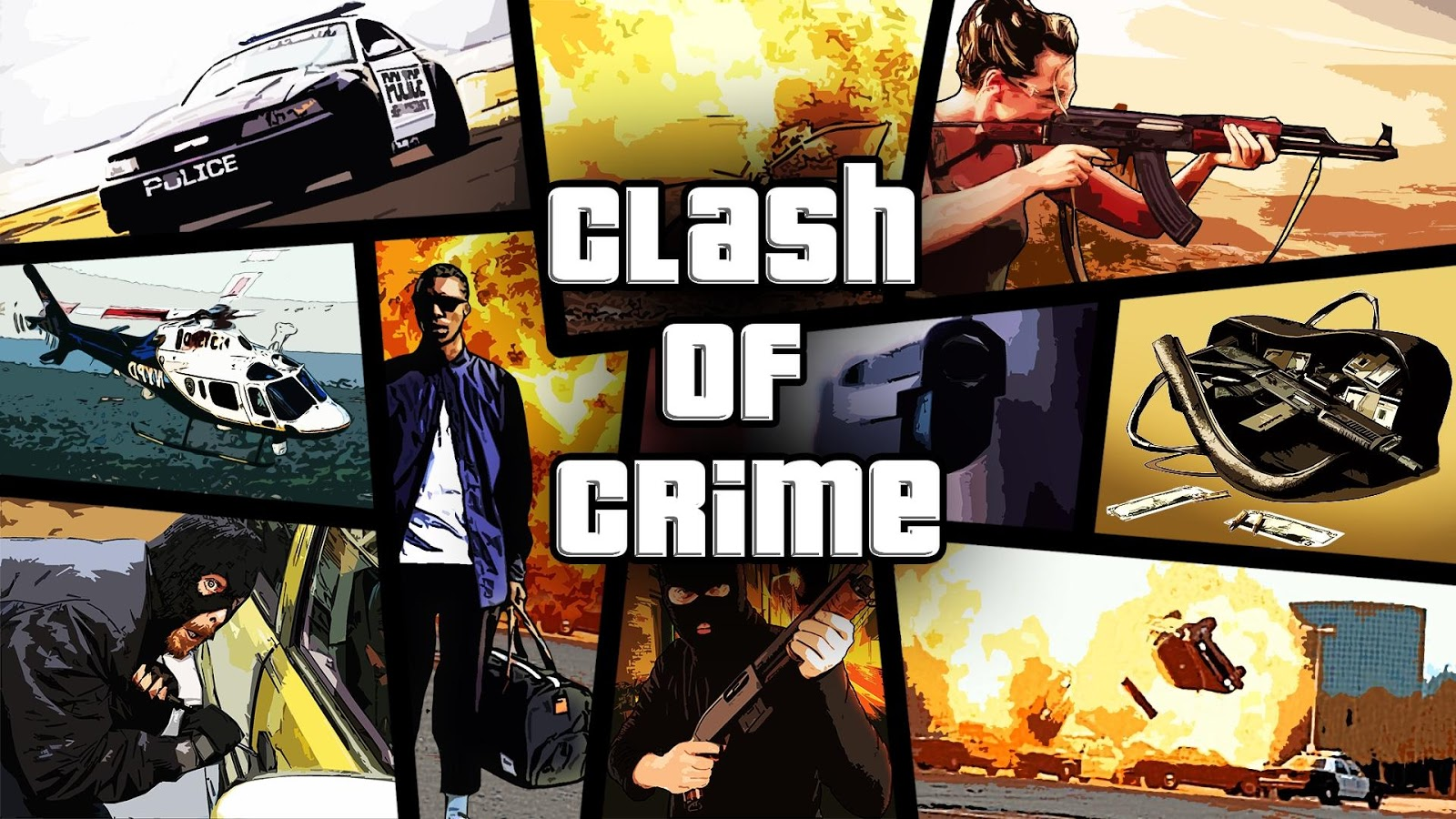 Clash of Crime Mad San Andreas Screenshot 4