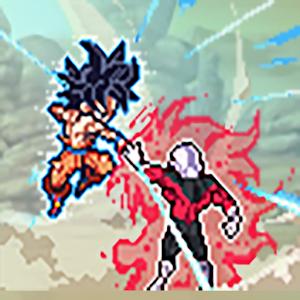 Goku Super Saiyan Dragon Battle