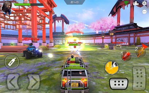 Overload: Multiplayer Battle Car Shooting Game For PC