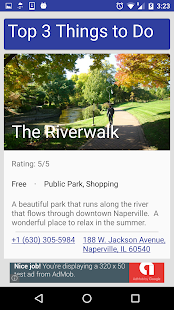Naperville Travel Guide - screenshot