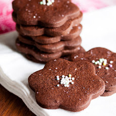 Chocolate Cookie Cutouts