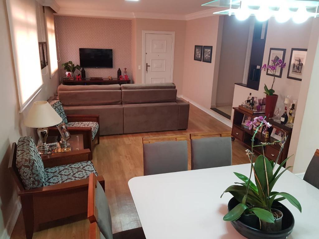 Apartamento com 3 dormitórios à venda, 156 m² por R$ 500.000,00 - Centro - Uberaba/MG