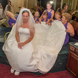 Bridal Party by Carter Keith - Wedding Getting Ready (  )