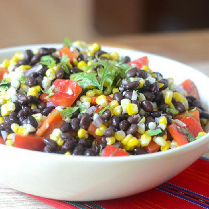... corn and black bean salad southwestern black bean and corn salad