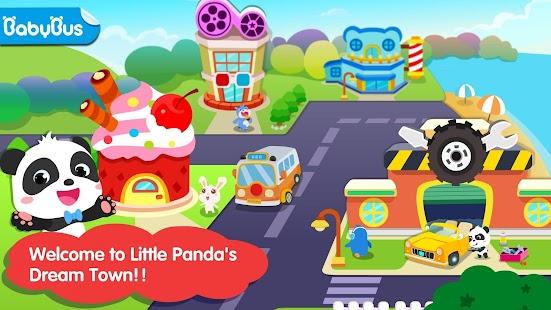 Little Panda's Dream Town for pc