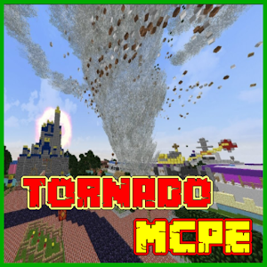 Tornado Mods MCPE app for android
