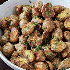 Parmesan-Roasted Potatoes Recipe | Yummly
