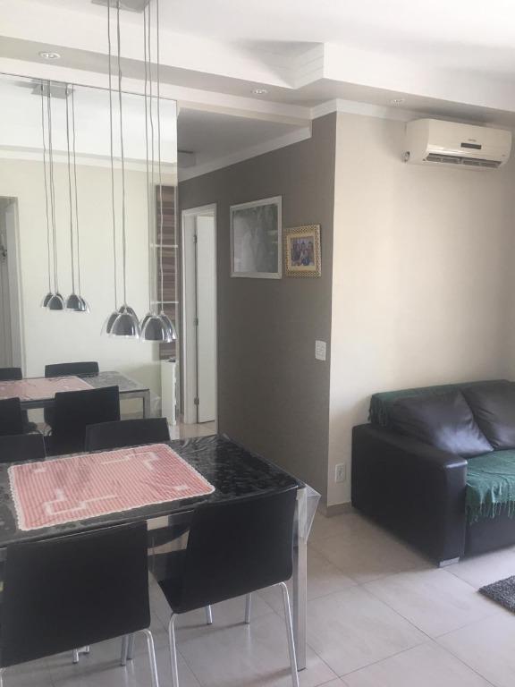 Apartamento com 2 dormitórios à venda, 63 m² por R$ 445.000,00 - Gonzaguinha - São Vicente/SP
