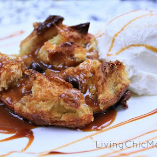 Epic Kings Hawaiian Roll Bread Pudding