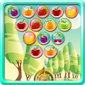Bubble Shooter Fruit