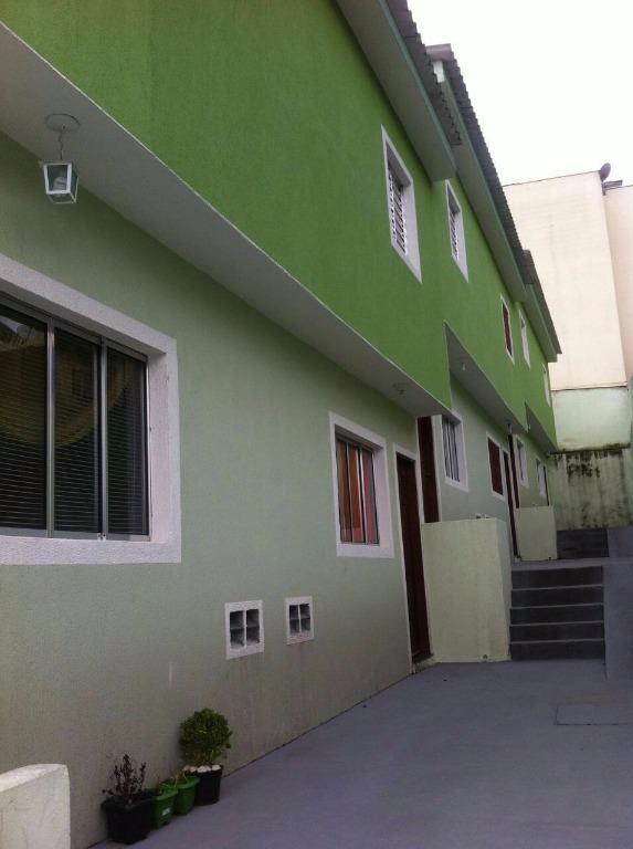 Casa Sobrado à venda, Vila Rui Barbosa, São Paulo
