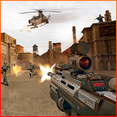 Modern Action Commando Fps : Mountain Sniper Shoot APK for Bluestacks