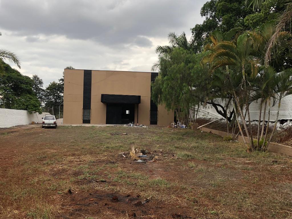 Barracão para alugar, 560 m² por R$ 3.500,00/mês - Cilo 3 - Londrina/PR