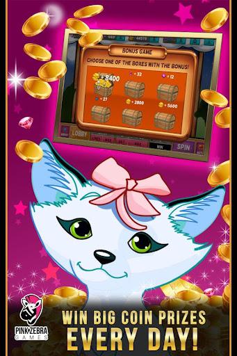 Wolfs Moon Slots - screenshot