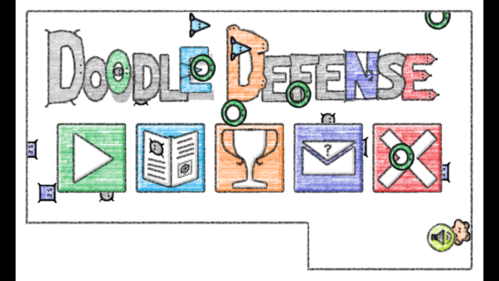 Doodle Defense Screenshot 8