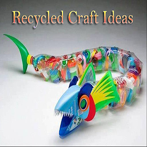 Download Recycled Craft Ideas for Windows Phone