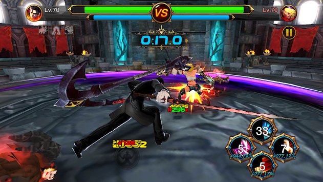Kritika: The White Knights APK screenshot thumbnail 8