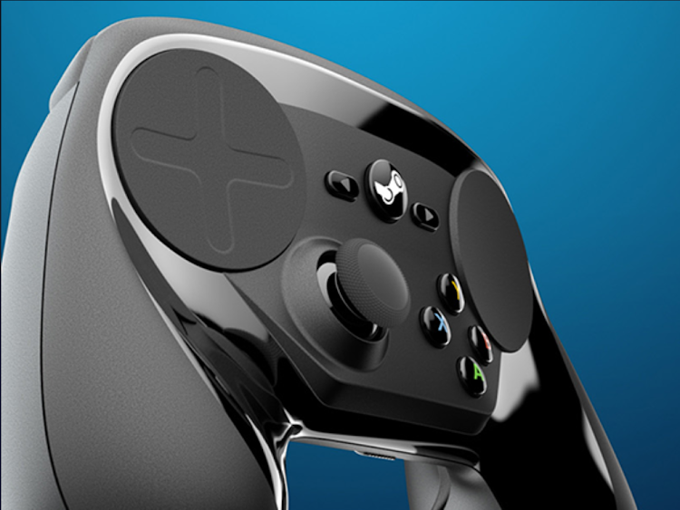 Steam Controller launches in October, Steam Machines arrive in November