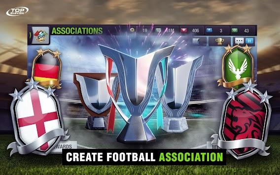 Top Eleven Be a Soccer Manager apk screenshot