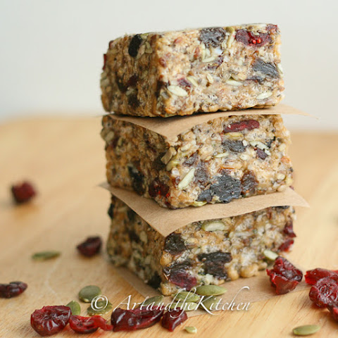 Fuel to Go Homemade Protein Bars