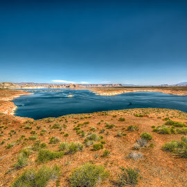 Lake Powell by Max Juan - Landscapes Weather ( maxretouch, desert, lake powell, page, arizona )