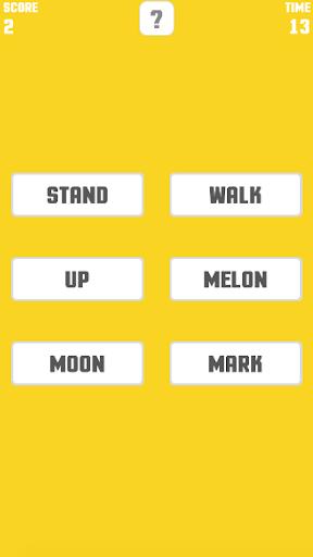 Word Pair Matching screenshot 3