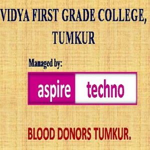 Blood Donors Tumkur