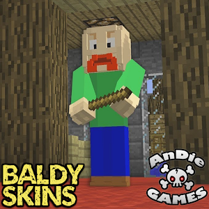 Horror Baldy Skins for MCPE For PC / Windows 7/8/10 / Mac – Free Download