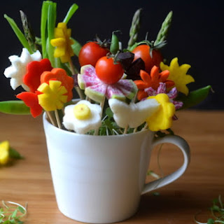 How to Make Edible Bouquets