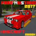 App Ford Mustang 2017 Addon MCPE APK for Kindle