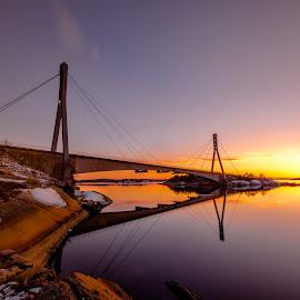 by Svein Hansen - Buildings & Architecture Bridges & Suspended Structures