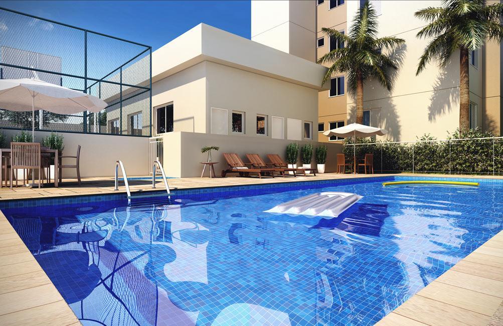 Apartamentos para alugar em Cotia-SP- Condominio Le Mont