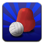 Blobby Volleyball Icon
