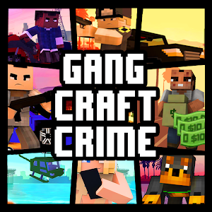 Gang Craft: Crime Thief For PC