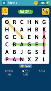 Word Search: Hidden Words