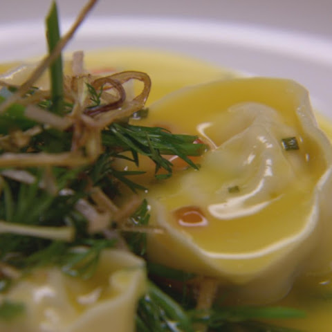 Episode 1 - Scallop Tortellini in Citrus Butter Sauce