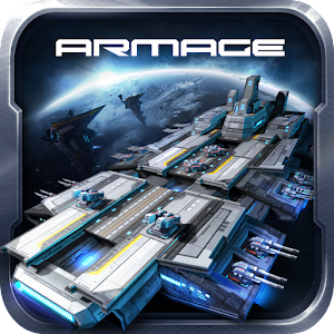 Armage?3D Galaxy strategy game