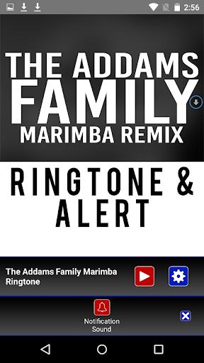 The Addams Family Marimba Tone - screenshot