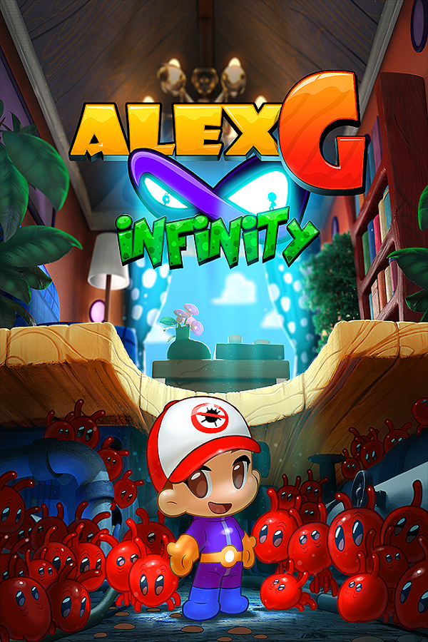 AlexG Infinity - Shoot 'Em Up Screenshot