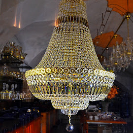 Chandelier by Tihomir Beller - Artistic Objects Other Objects