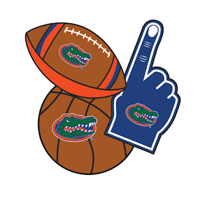 Florida Gators Selfie Stickers For PC / Windows 7/8/10 / Mac – Free Download