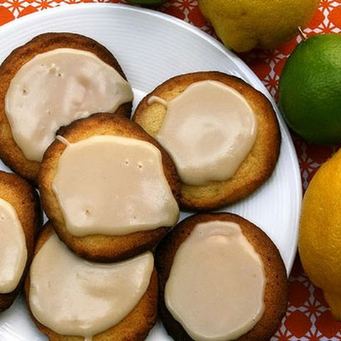 Lemon-Lime Glazed Cookies