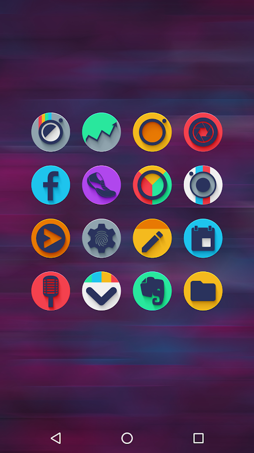 Almug - Icon Pack Screenshot 4