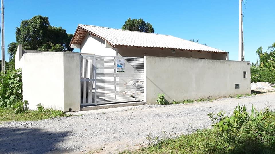Casa com 2 dormitórios à venda, 90 m² por R$ 170.000,00 - Farol do Itapoá II - Itapoá/SC