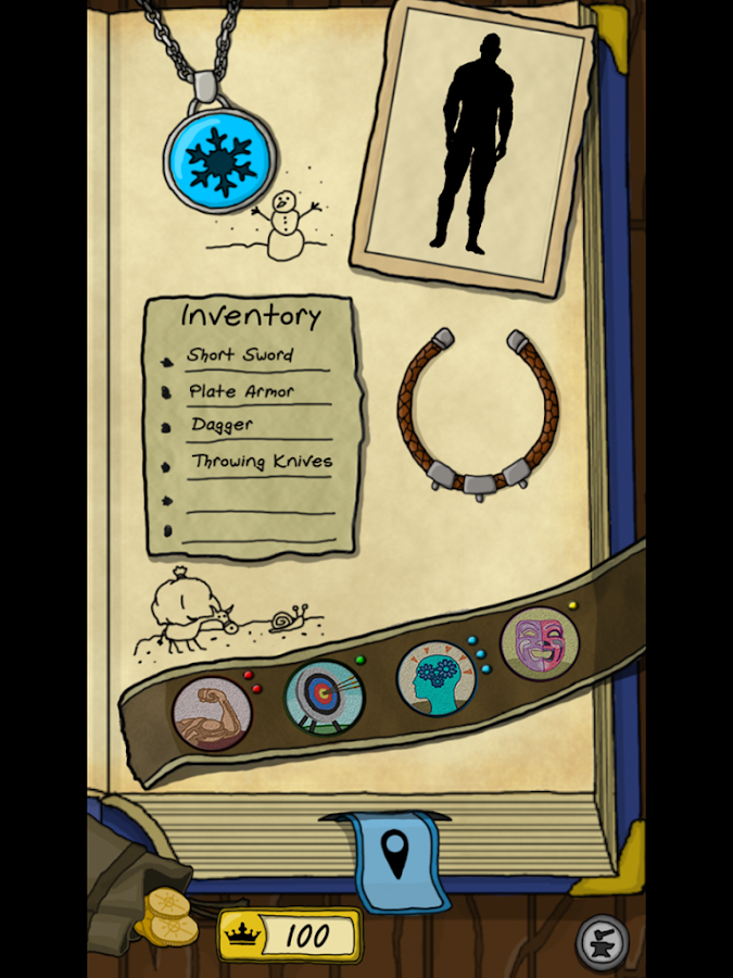 Heroes Guard: The Journal Screenshot 8