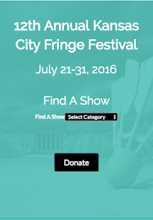 KC Fringe - screenshot